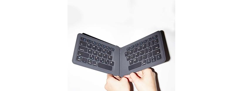 travel keyboard, teclado práctico