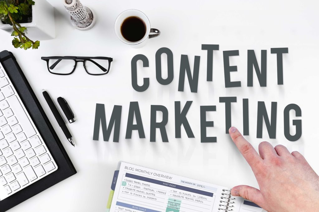Content Marketing Imagen
